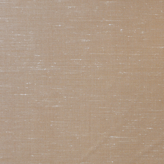 italian tan stretch silk wool woven 301000 11