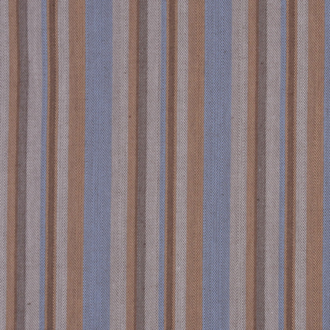 italian taupe and blue striped cotton suiting fc13002 11