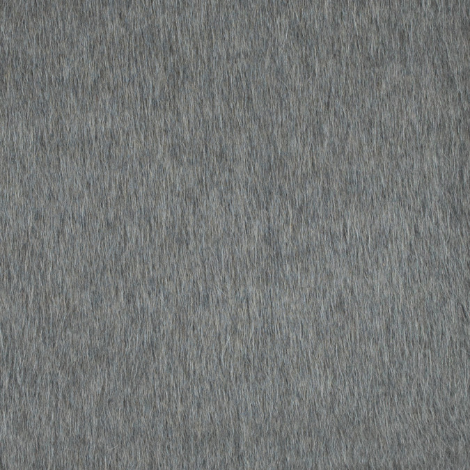 italian taupe mohair wool coating 314983 11