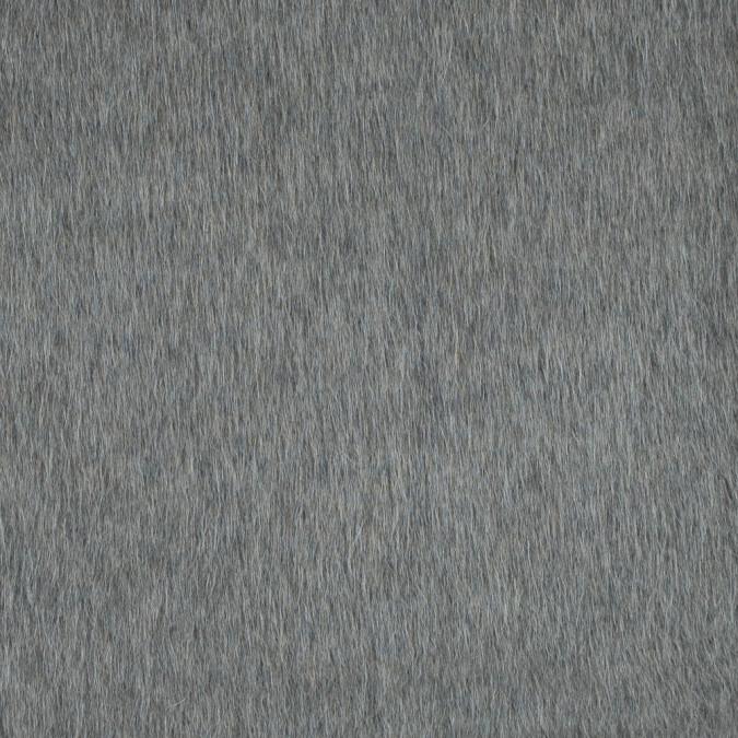 italian taupe mohair wool coating 314983 11