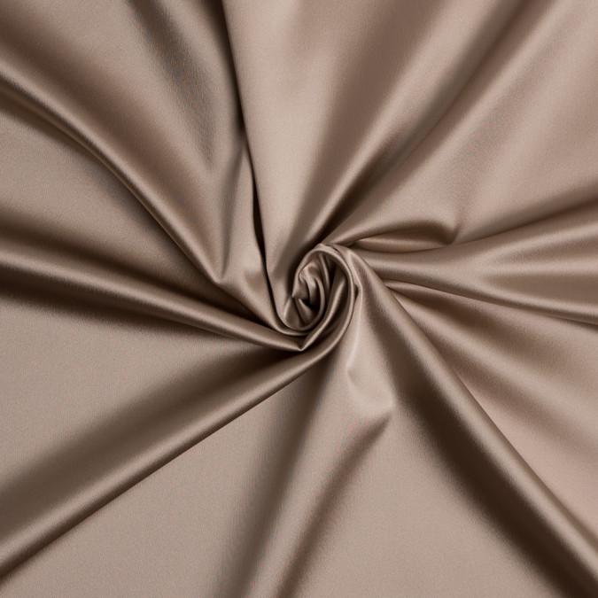 italian taupe pumice stone stretch satin pv9600 w05 11