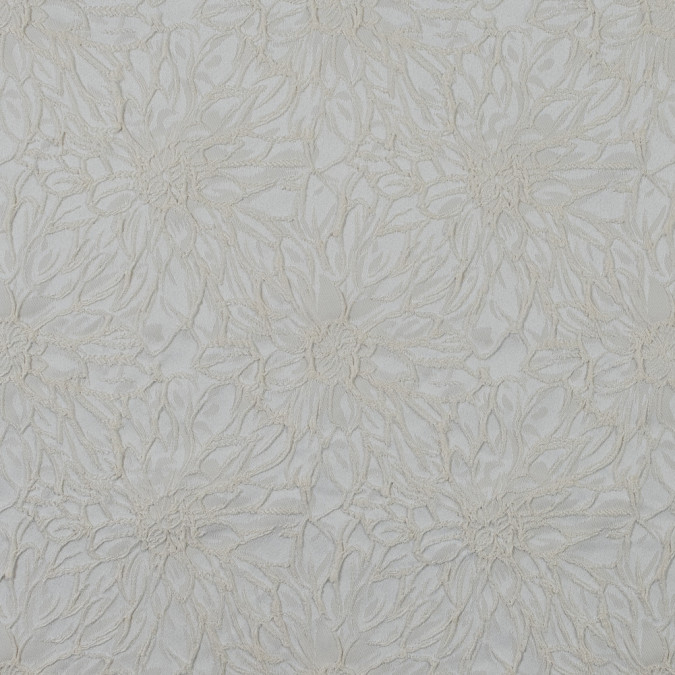 ivory 3d floral jacquard 316042 11
