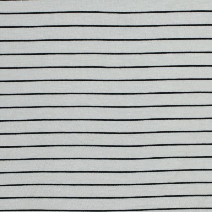 ivory and black pencil striped jersey 316466 11