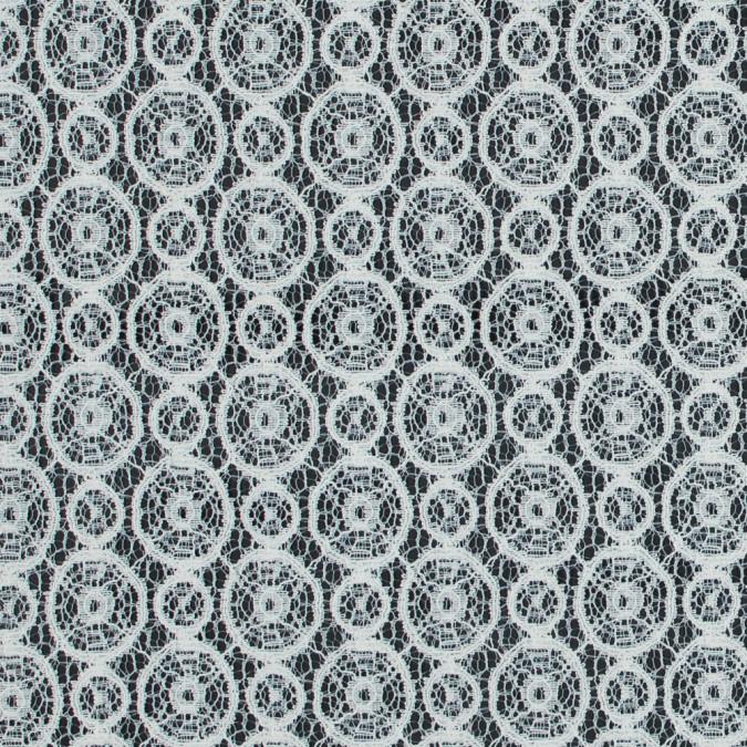 ivory geometric crochet lace 316463 11