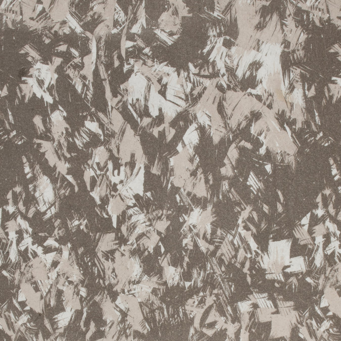 jason wu beige abstract silk chiffon 316811 11