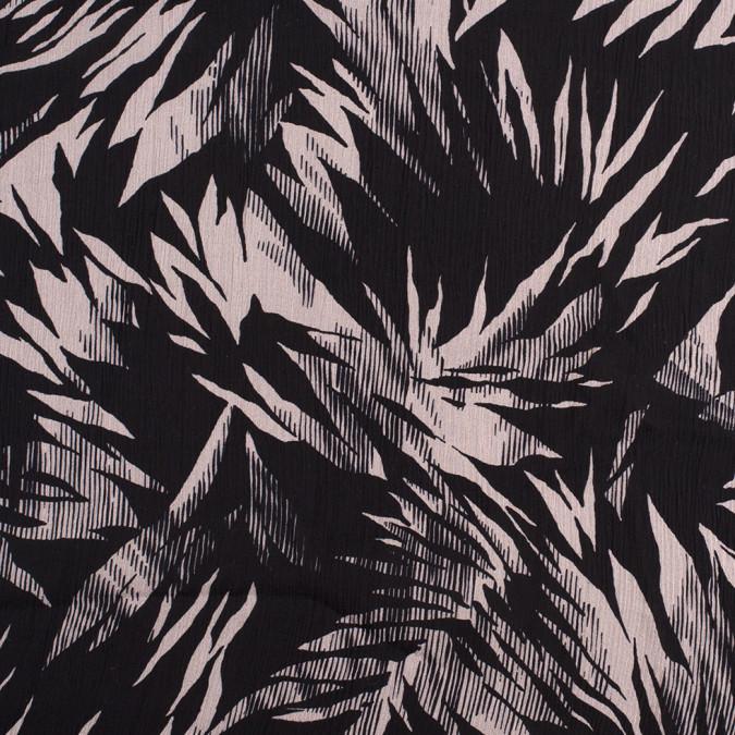 jason wu black taupe leafy silk crinkled chiffon 308722 11