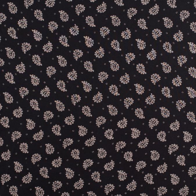 jason wu black taupe paisley silk chiffon 308720 11