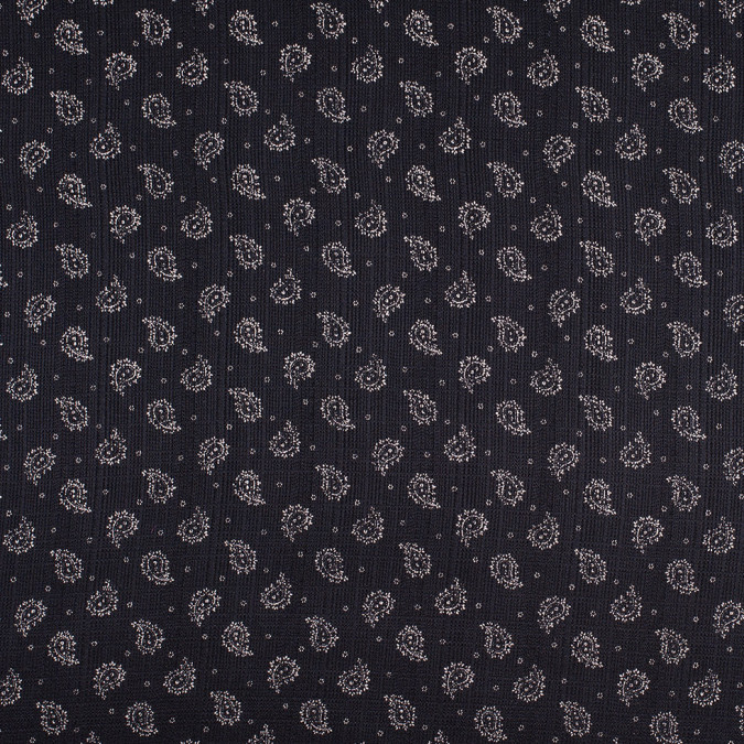 jason wu black taupe paisley silk woven 308721 11