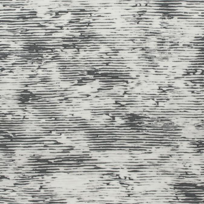 jason wu turtledove and black abstract silk chiffon 316808 11