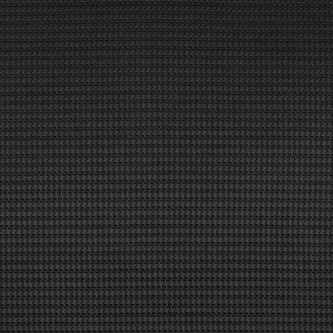 jay godfrey black satin faced stretch dimensional woven 314794 11