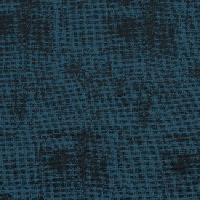jay godfrey blue ashes and black abstract stretch jacquard 314802 11