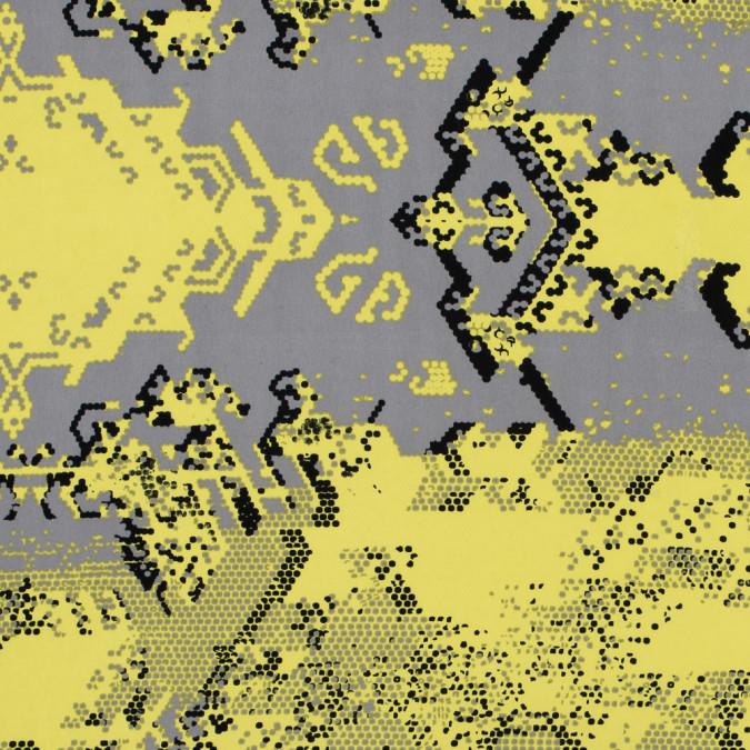 jay godfrey digital python printed washed crepe de chine 314770 11