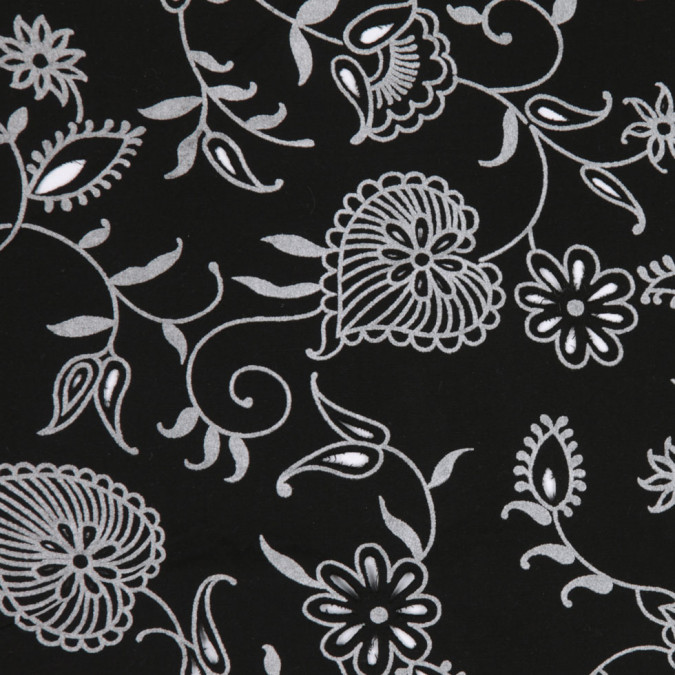 jet black lunar rock floral cotton embriodered and eyelet fc25334 11