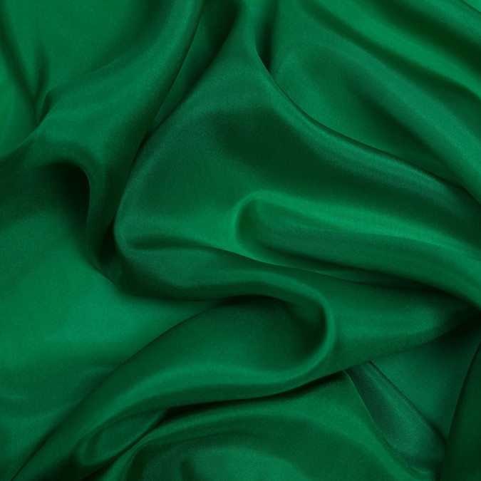 kelly green china silk habotai pv2000 197 11