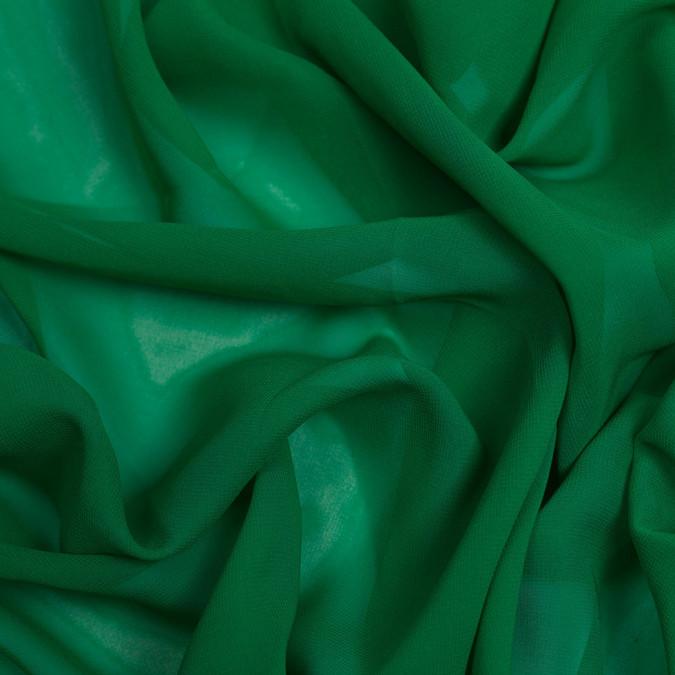 kelly green silk wide chiffon pv5012 197 11