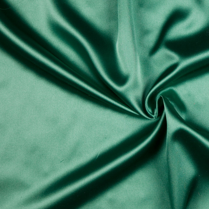 kelly green solid charmeuse fp15834 11