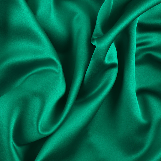 kelly green solid polyester satin ms kelly 11