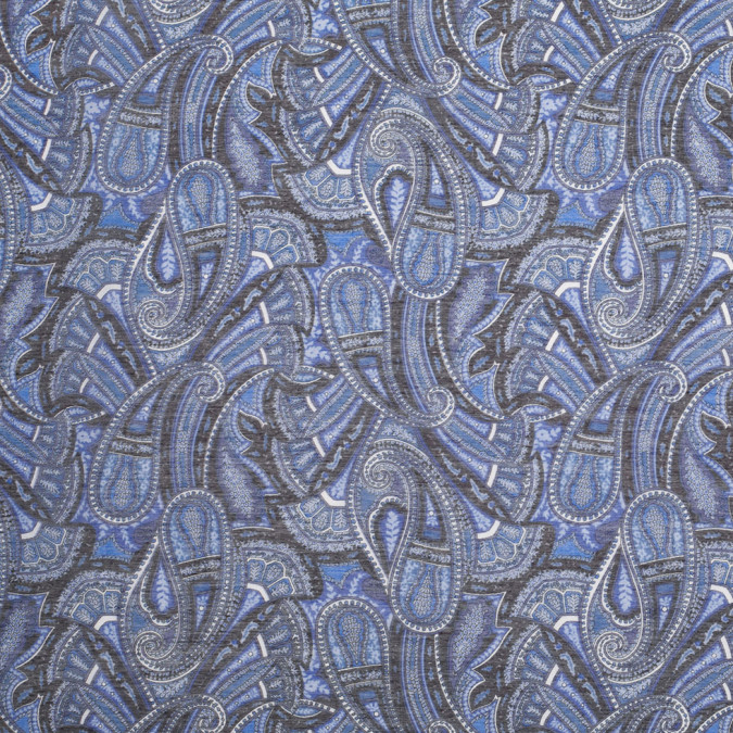 liberty of london sandalwood blue black silk cotton voile 307495 11