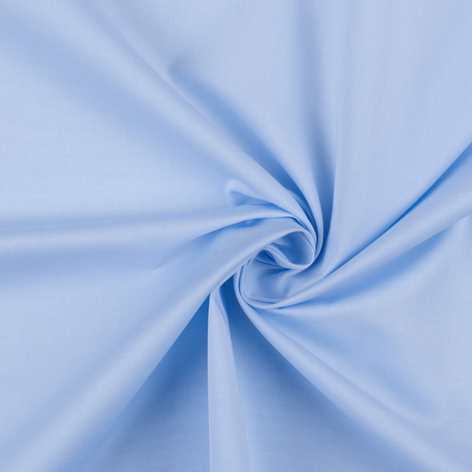 light blue doeskin fine pima cotton twill 308467 11