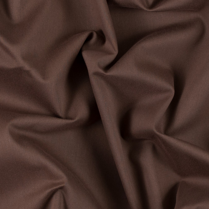 light brown stretch cotton twill 311906 11