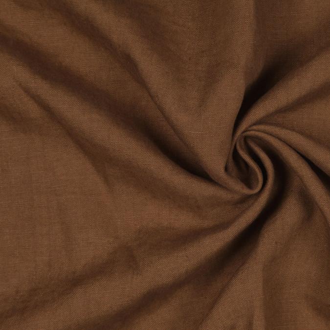 light brown woven linen suiting 114292 11