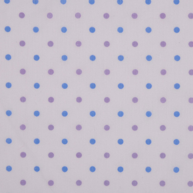 lilac and ocean polka dot cotton batiste fc12746 11