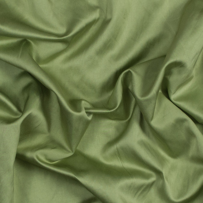 lime green cotton back rayon satin 319023 11