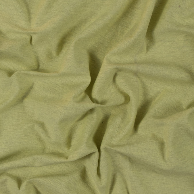 lime green heathered cotton jersey 315888 11