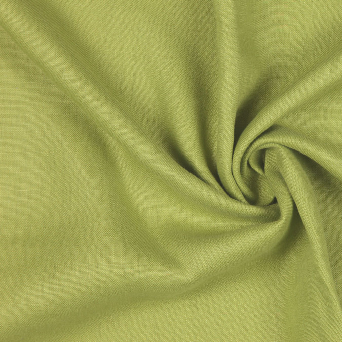 lime woven linen suiting 114290 11