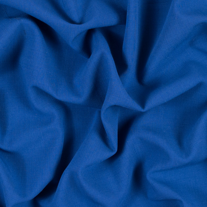 limoges blue stretch polyester double cloth 311960 11