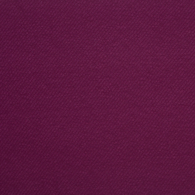 magenta polyester cotton blend jersey knit 304797 11