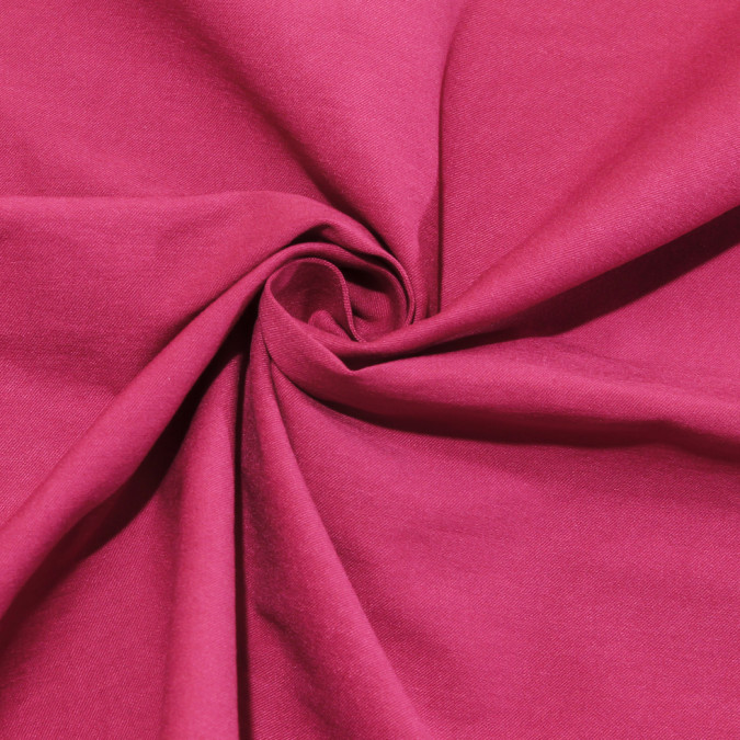 magenta rayon blended stretch twill 309156 11