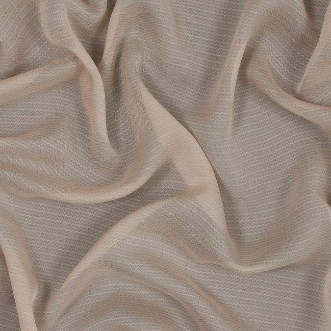 mahogany rose chevron dobby silk chiffon 318722 11
