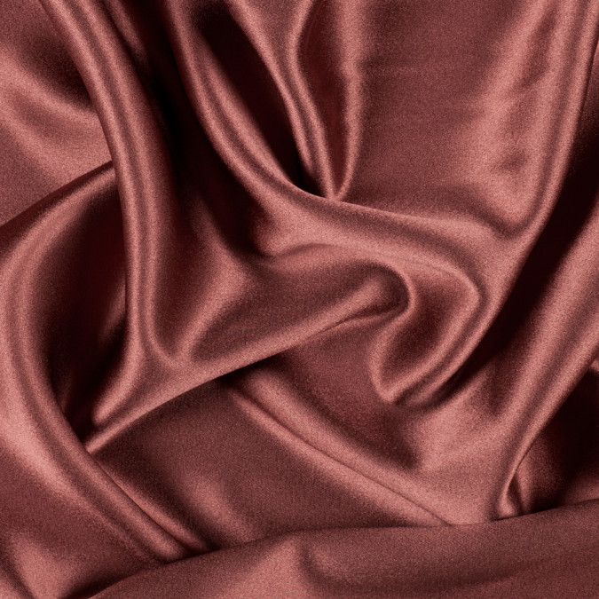 mahogany silk crepe back satin pv8000 174 11