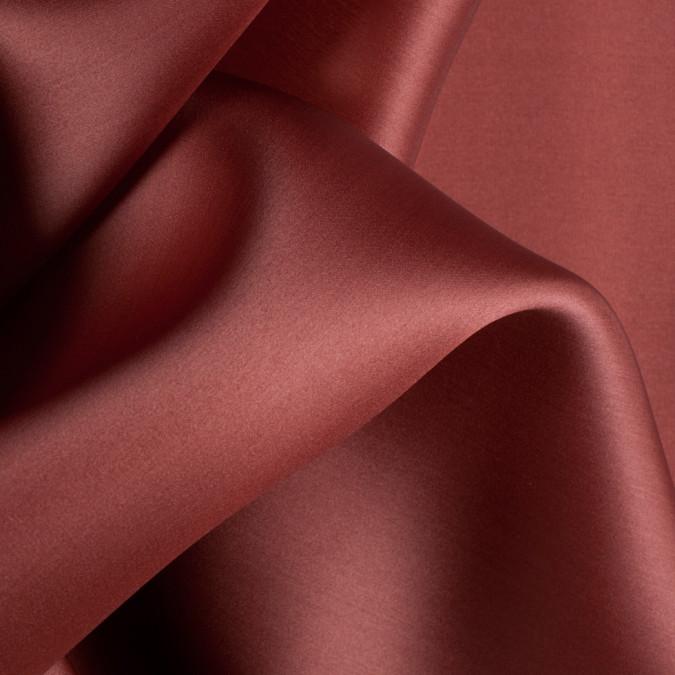 mahogany silk satin face organza pv4000 174 11