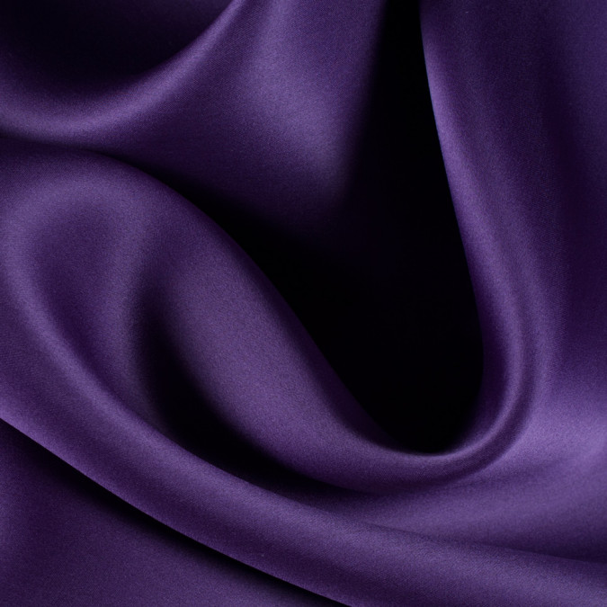 majesty purple silk satin face organza pv4000 156 11