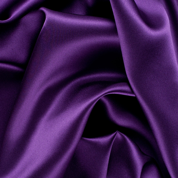 majesty purple stretch silk charmeuse pv1500 156 11