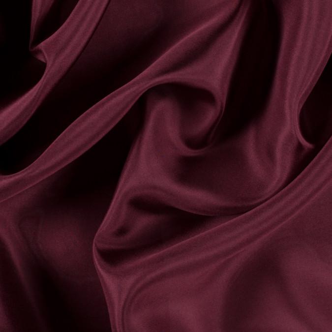 maroon china silk habotai pv2000 172 11