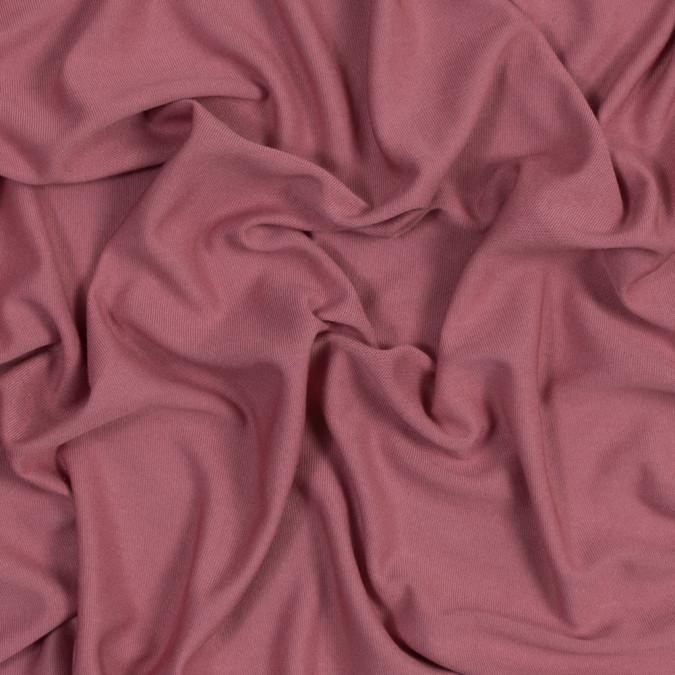 mauve solid cupro jersey 316477 11
