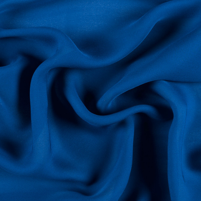 mazarine blue silk double georgette pv6000 150 11