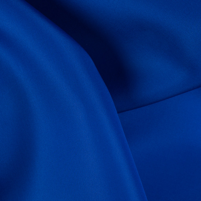 mazarine blue wide silk satin face organza pv4000 150 11