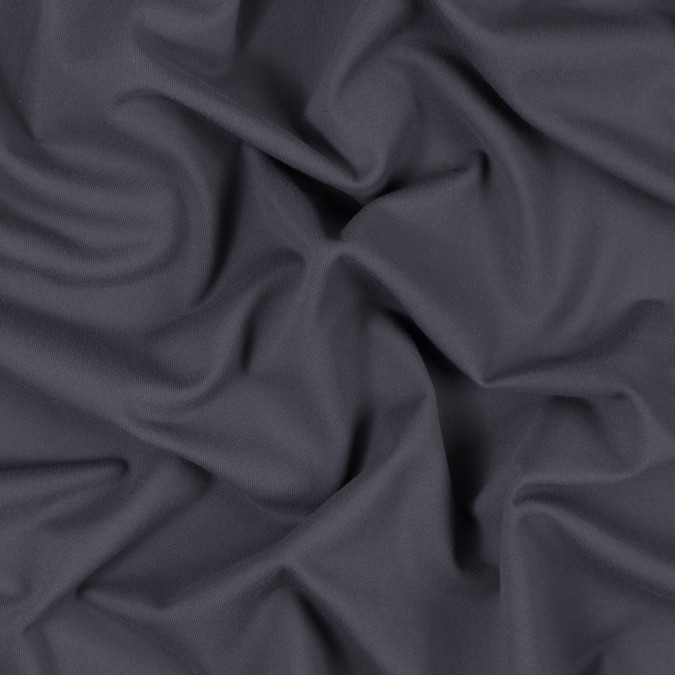 metal gray heavy stretch nylon jersey 312631 11