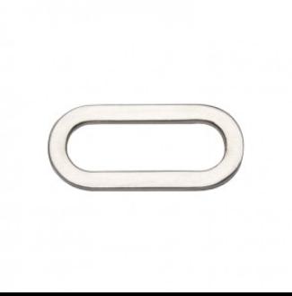 metal oval ring 8