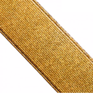 metalic elastic band gold 1 5 8