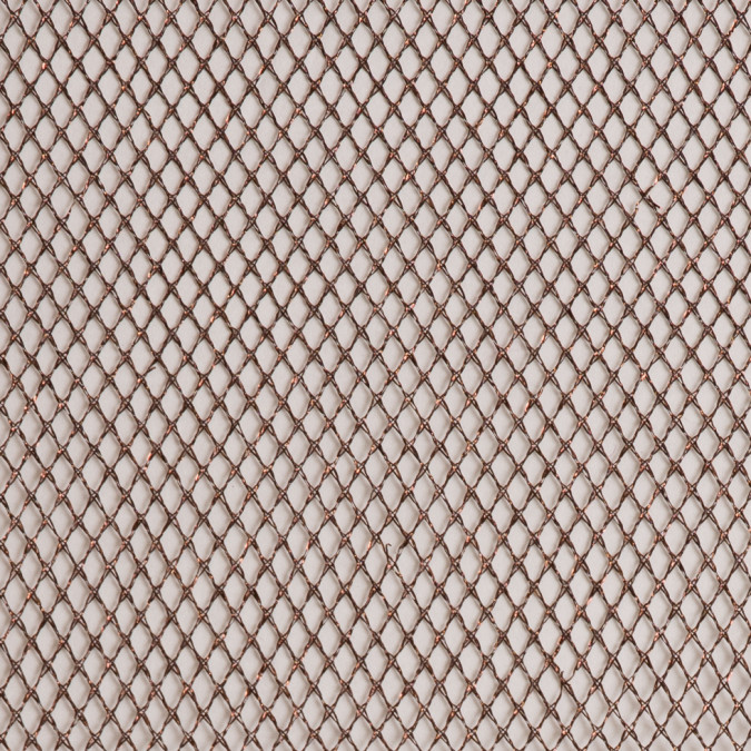 metallic brown razzle dazzle netting fn18587 11