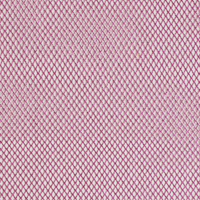 metallic fuchsia razzle dazzle netting 111372 11