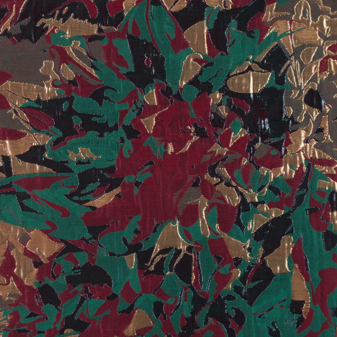 metallic gold green maroon abstract brocade 312138 11 jpg pagespeed ce x6dz3O8EOe