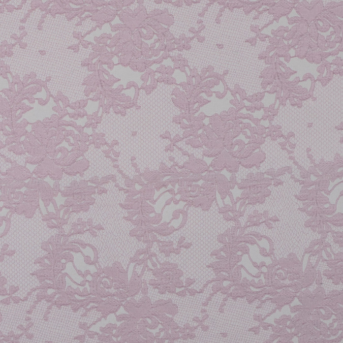 metallic orchid pink and white lacey floral brocade 315452 11