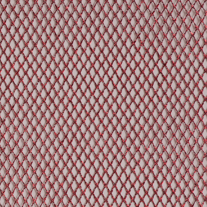 metallic red razzle dazzle netting fn18845 11