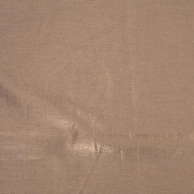 metallic sage gold cotton poly lawn 305965 11